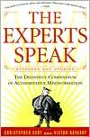 The Experts Speak - Click to Purchase